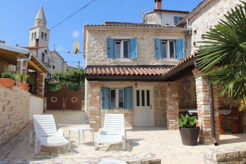 Villy/Dovolenkové domy Vrsar a Funtana - Dovolenkový dom  ID 2006