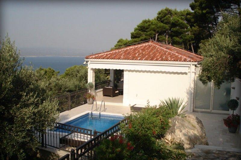 Kuće za odmor Makarska Riviera - Kuća za odmor sa pogeldom na more u Brelama