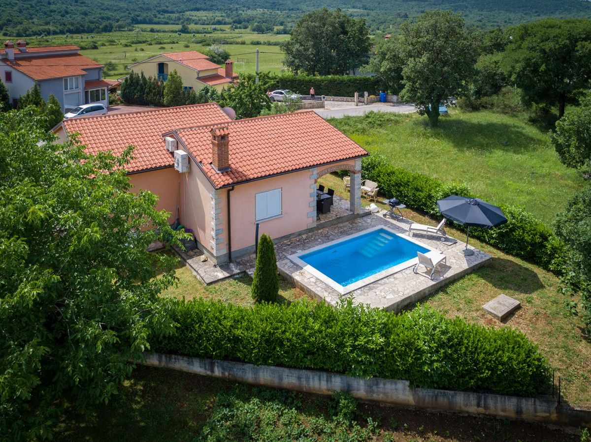 Holiday Homes, Kapelica, Rabac & Labin - HOLIDAY HOME SLAVEN