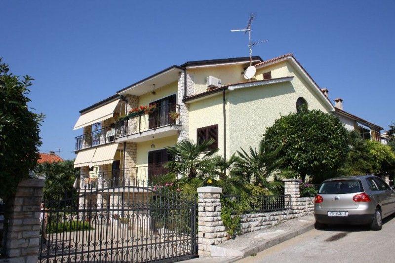 Apartments Poreč region - Apartment ID 2049