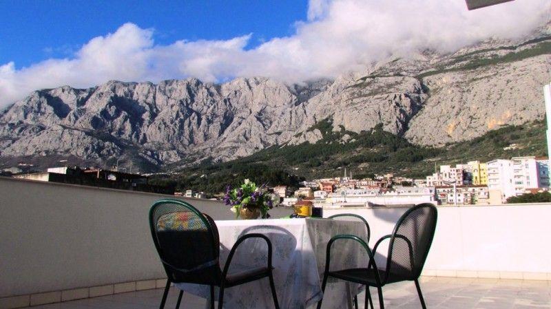 Apartmani Makarska Riviera - Apartman ID 2052