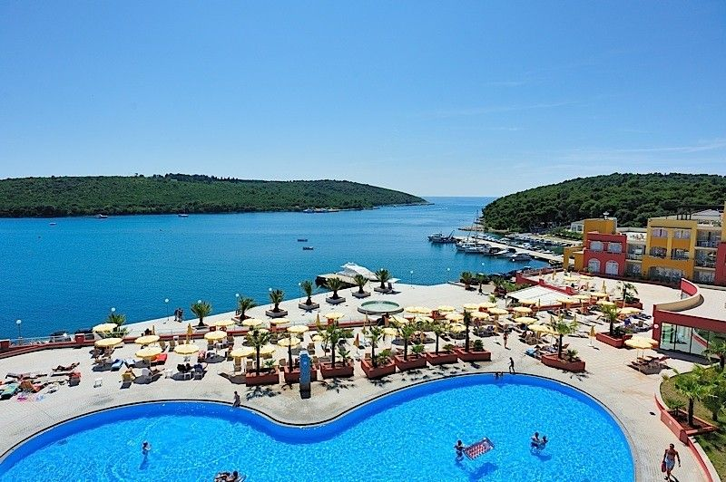 Hotels Pula & south Istria - APARTHOTEL DEL MAR