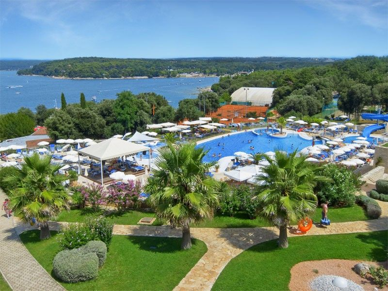 Hotels, Poreč Town, Poreč region - VALAMAR CLUB TAMARIS ALL INCLUSIVE LIGHT
