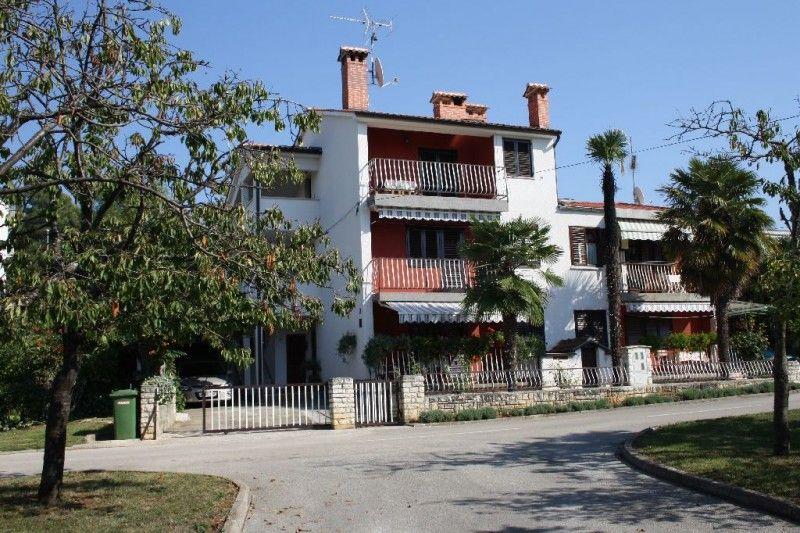 Apartmány Poreč region - Apartmán ID 2158