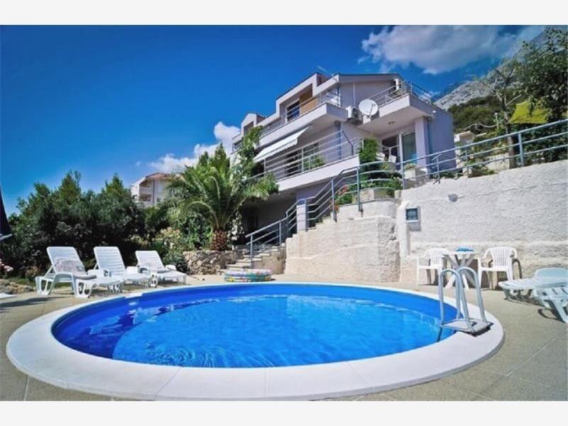 Villen, Makarska, Makarska Riviera - Villa ID 2186