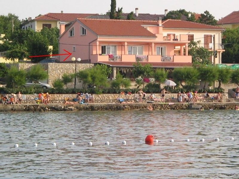 Apartments Island of Krk - Apartment ID 2196
