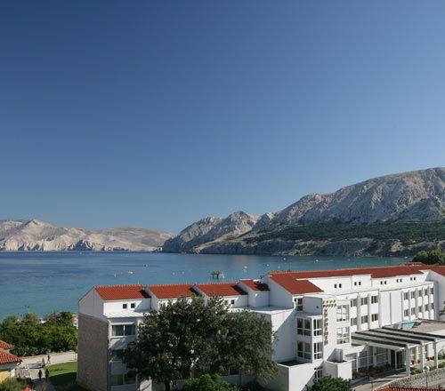 Hotels, Baška, Insel Krk - HOTEL ZVONIMIR