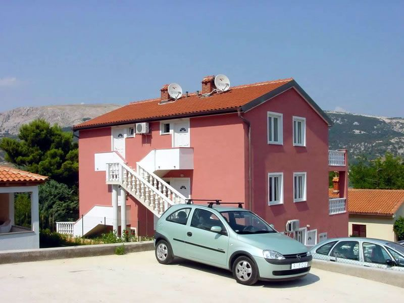 Apartments, Baška, Island of Krk - Apartment ID 0228