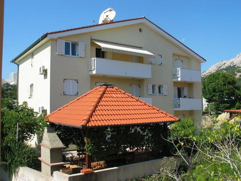 Apartments, Baška, Island of Krk - Apartment ID 0229