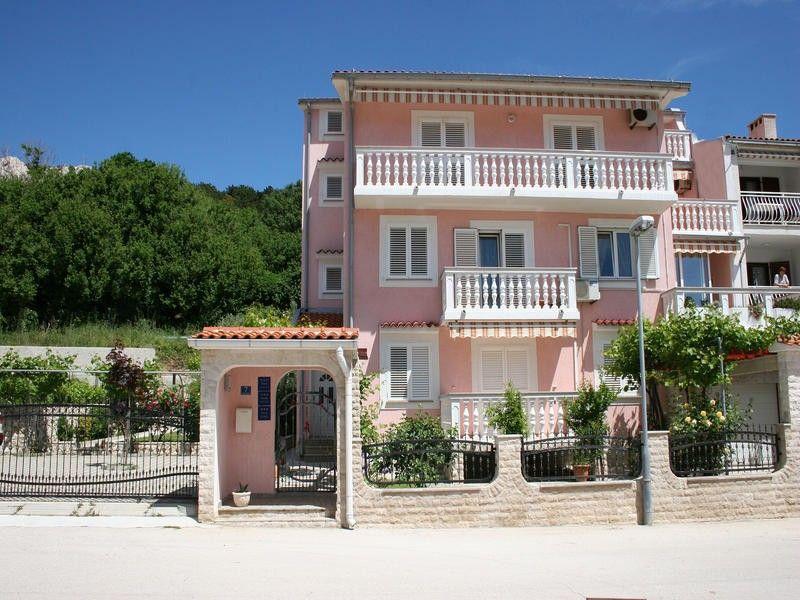 Apartments, Baška, Island of Krk - Apartment ID 0231
