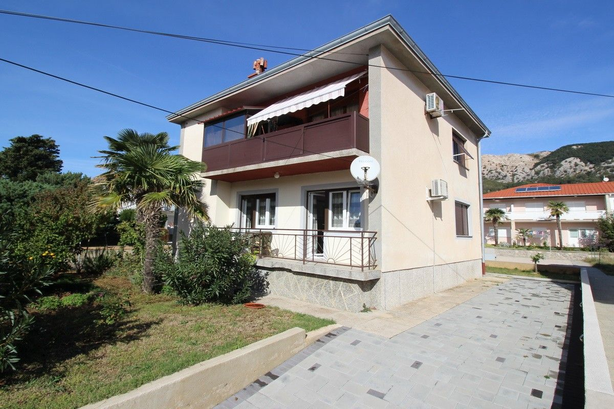 Apartments Island of Krk - Apartment ID 2341