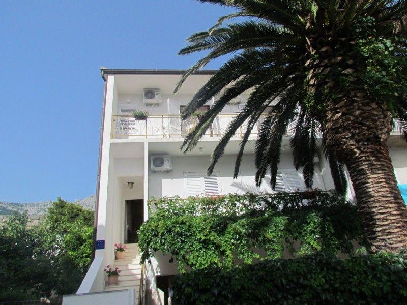 Apartmány Makarská Riviéra - Apartmán ID 2347