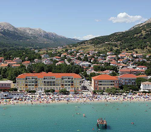 Hotels, Baška, Island of Krk - ATRIUM RESIDENCE BASKA
