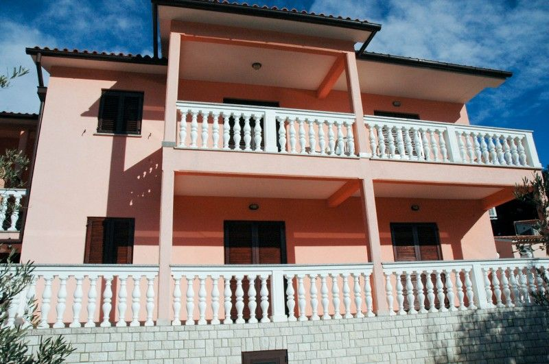 Apartments, Duga Luka (Prtlog), Rabac & Labin - Apartment ID 2386