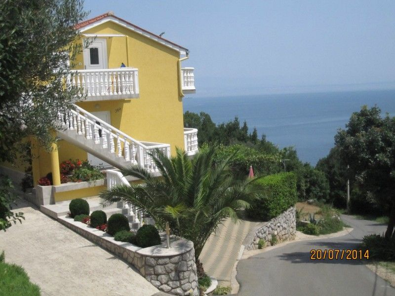 Apartments, Medveja, Opatija and surroundings - Apartment ID 2420