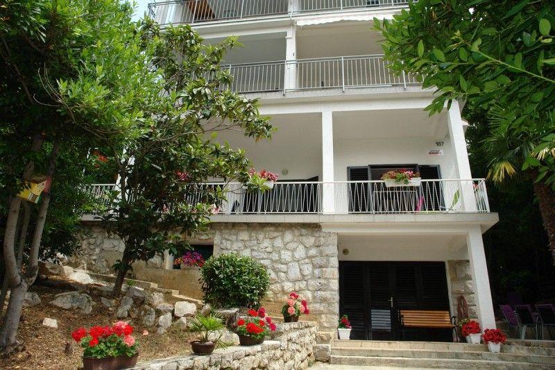 Apartmány Crikvenica a okolie - Apartmán ID 2429