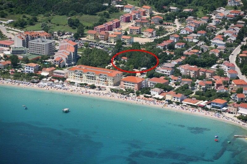 Apartments, Baška, Island of Krk - Villas Corinthia
