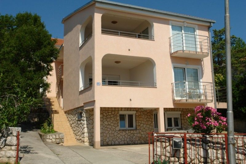 Apartments Crikvenica and surroundings - Apartment ID 2436