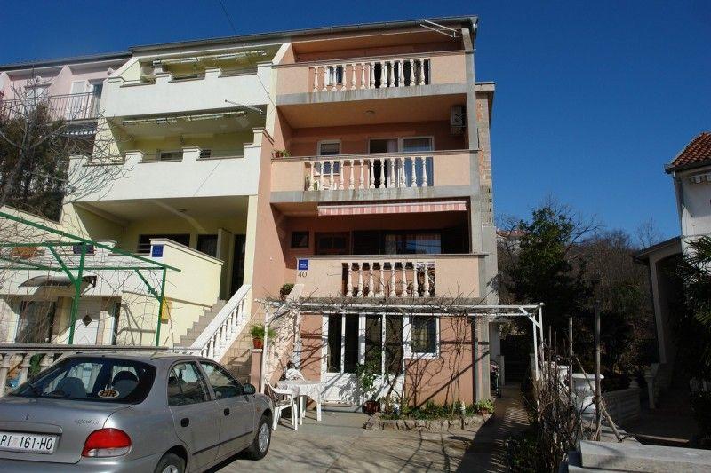 Apartmány Crikvenica a okolie - Apartmán ID 2439