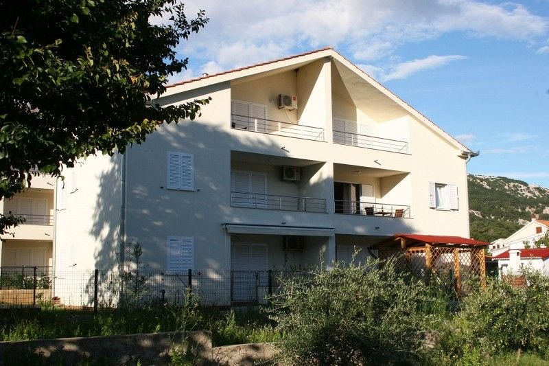 Apartmány, Baška, Ostrov Krk - Apartmán ID 2453