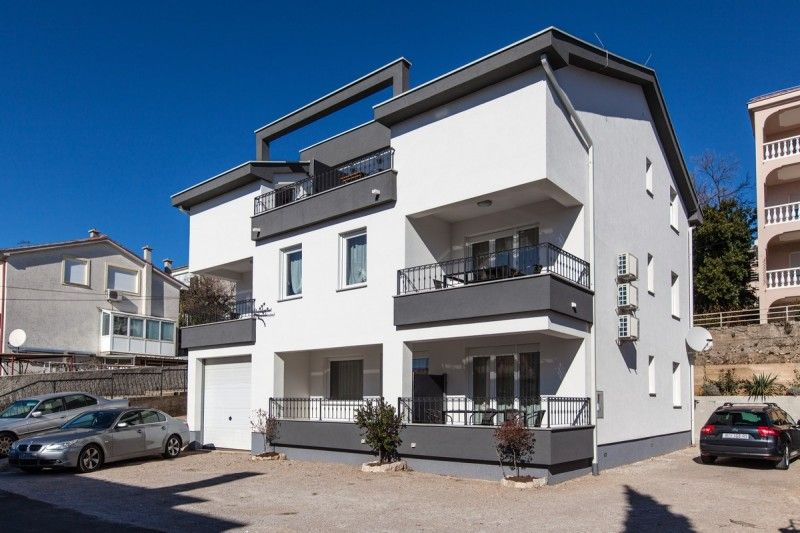 Apartments Crikvenica and surroundings - Apartment ID 2463