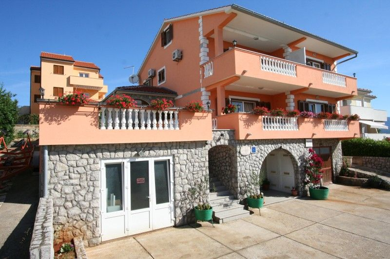 Apartments Island of Krk - Apartment ID 2497