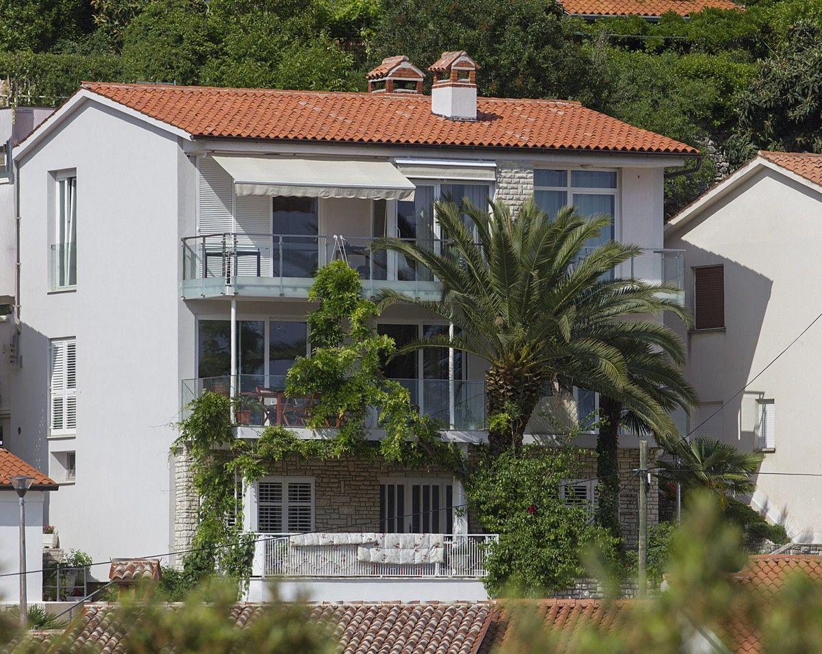 Apartments Rabac & Labin - Family apartments Rabac with panorama sea view