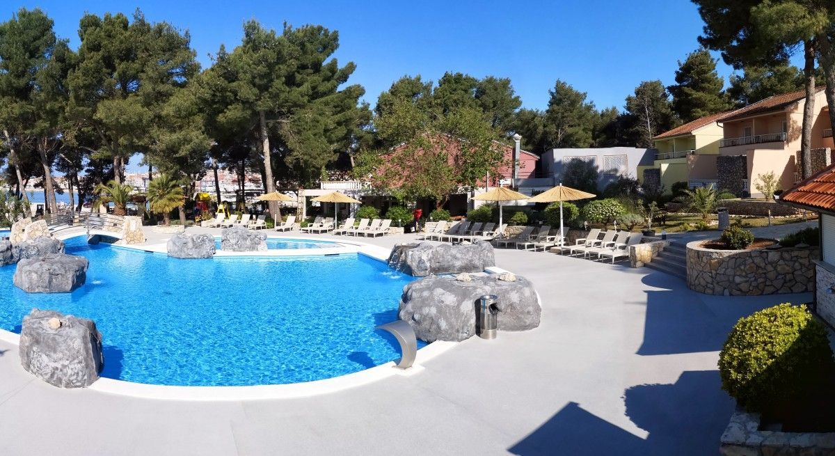 Apartments Vodice and surroundings - Matilde Beach Resort, Vodice