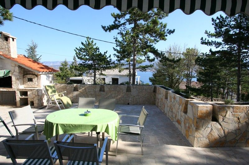 Apartments, Šilo, Island of Krk - Apartment ID 2572