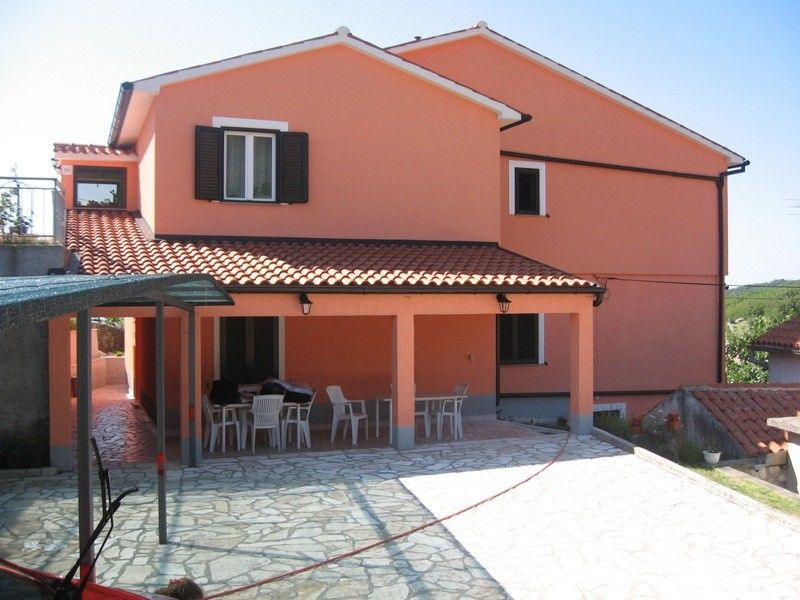 Apartments, Plominsko Zagorje, Kršan & Plomin - Apartment ID 0258