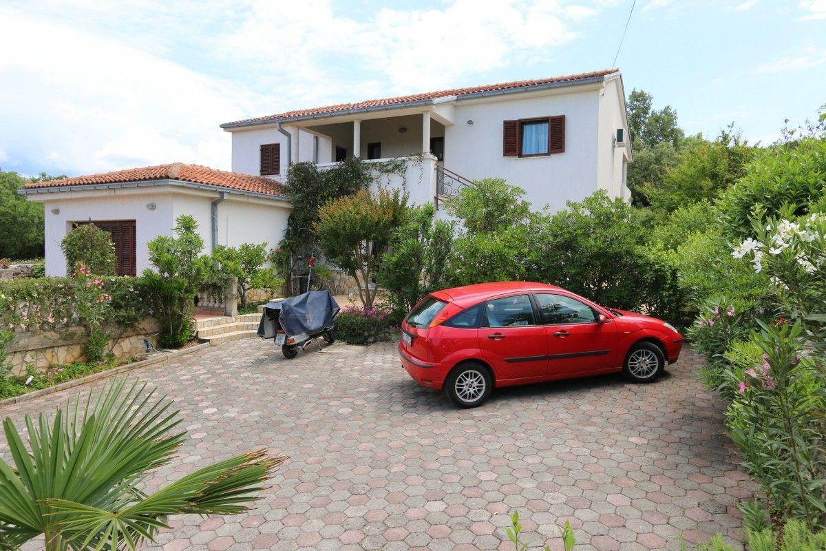 Apartmani Otok Krk - Apartman ID 2598