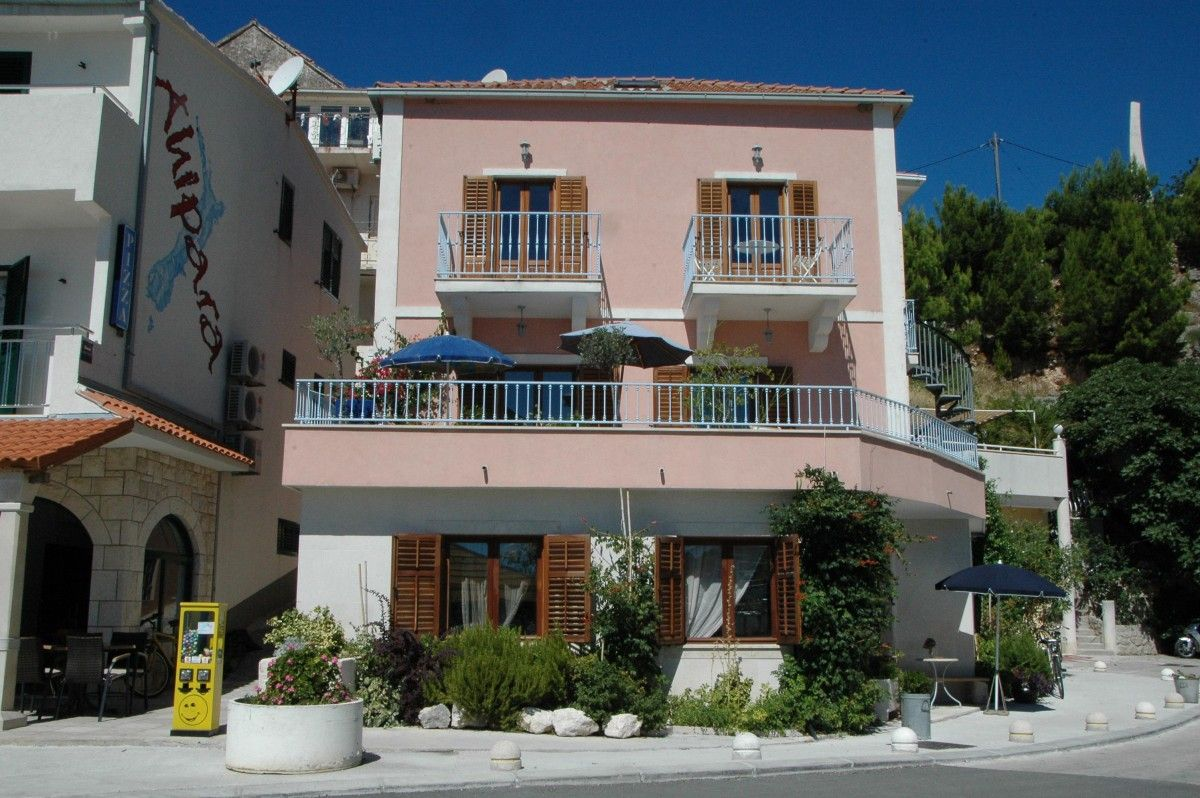 Apartments, Podgora, Makarska Riviera - Apartment ID 2608