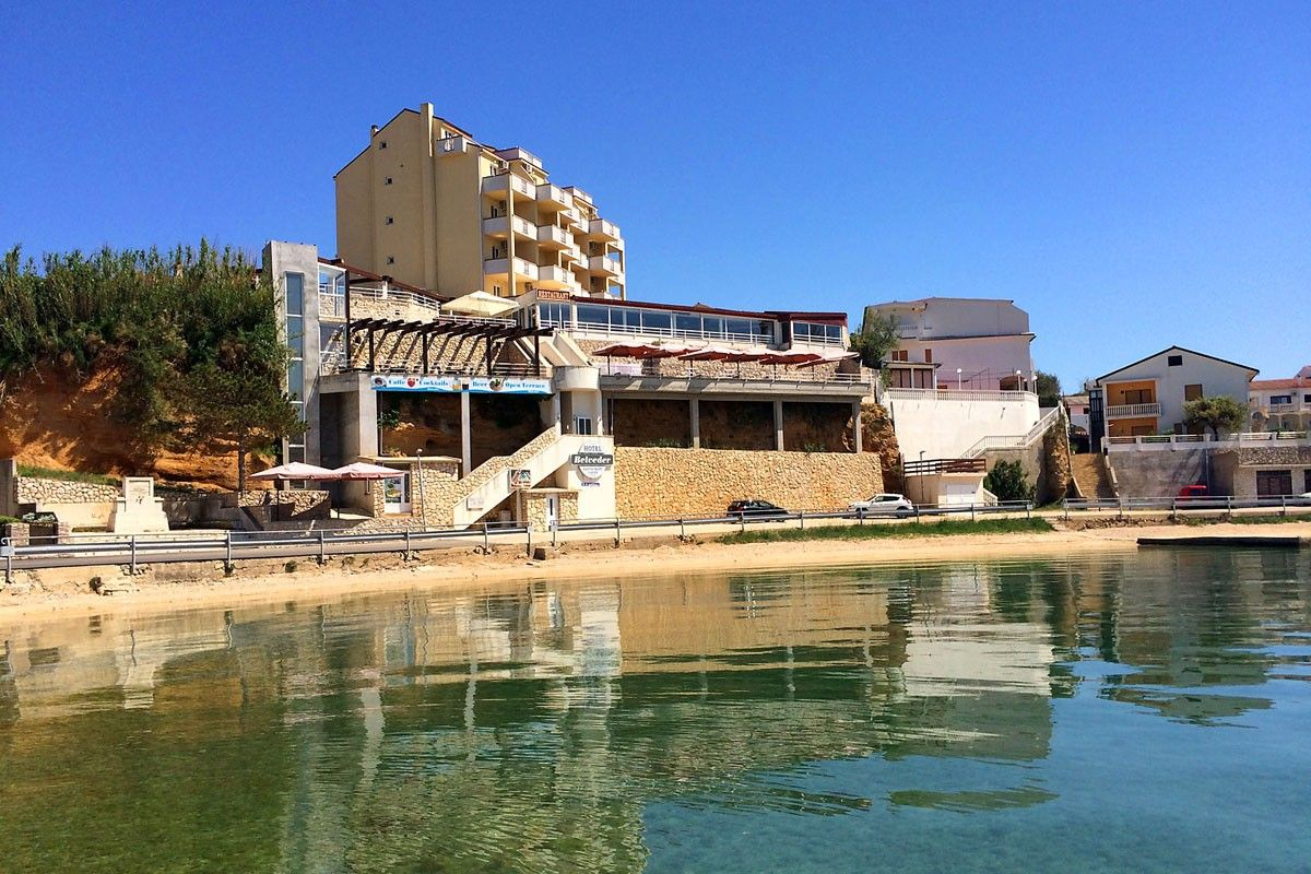 Hotels Island of Pag - HOTEL BELVEDER, Pag, island Pag, Croatia