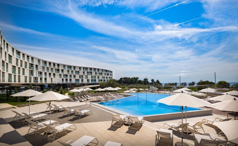 Hotels Rovinj and surroundings - NEW FAMILY HOTEL AMARIN