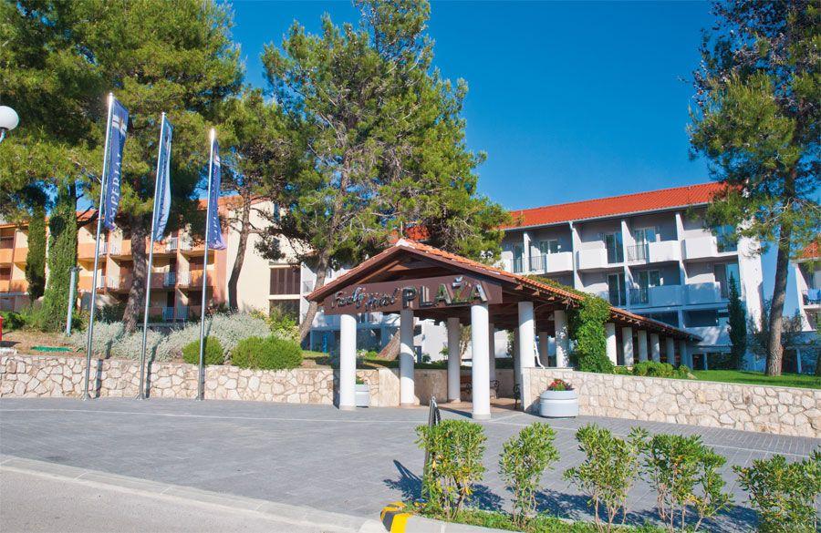 Hotely, Lopar, Ostrov Rab - RODINNÝ HOTEL PLAŽA - TN SAN MARINO