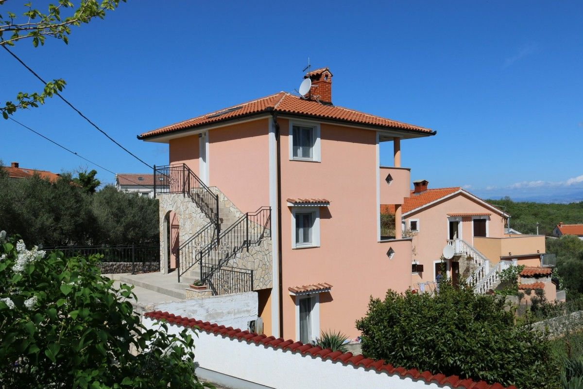 Apartments, Šilo, Island of Krk - Apartment ID 2643