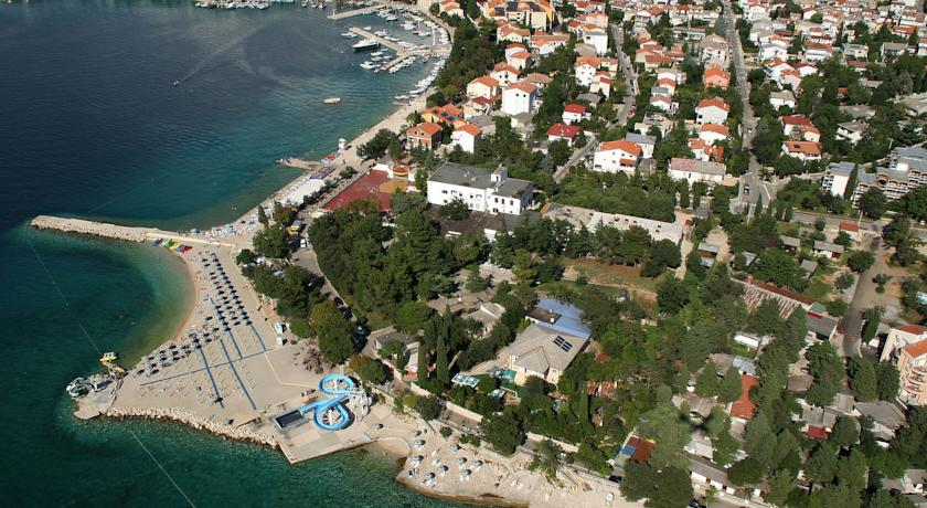 Hotels, Selce, Crikvenica and surroundings - HOTEL / PAVILIONS SLAVEN