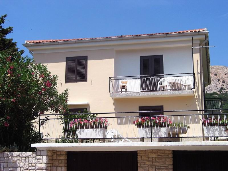 Apartments, Baška, Island of Krk - Apartment ID 0265