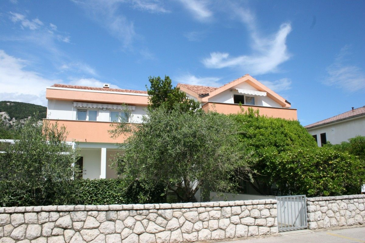 Apartments, Baška, Island of Krk - Apartment ID 2650
