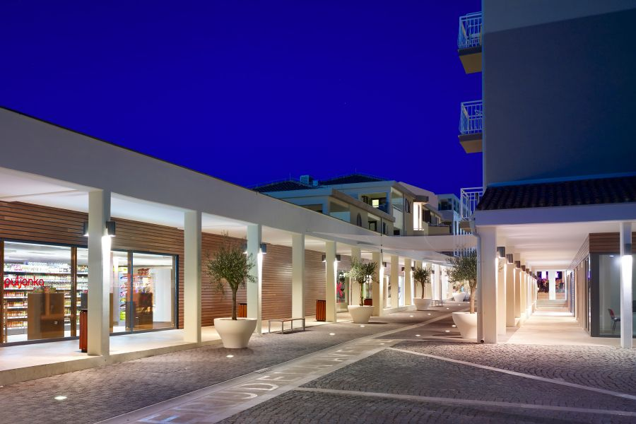 Resorts Pula & south Istria - PARK PLAZA VERUDELA