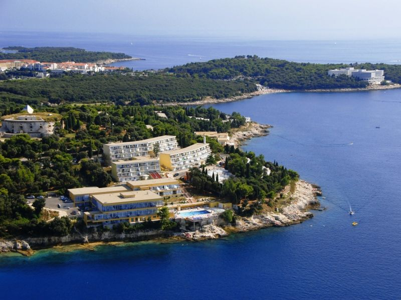 Resorts Pula & south Istria - SPLENDID RESORT
