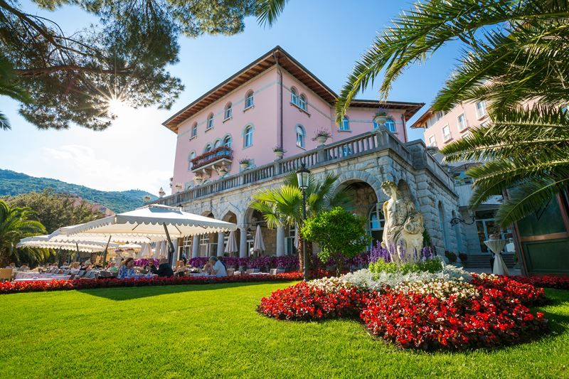 Hotels, Opatija, Opatija and surroundings - HOTEL MILENIJ