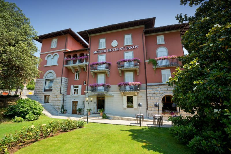 Hotels Opatija and surroundings - HOTEL SVETI JAKOV