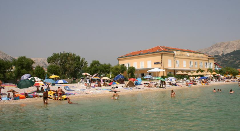 Hotels Island of Krk - HOTEL TAMARIS