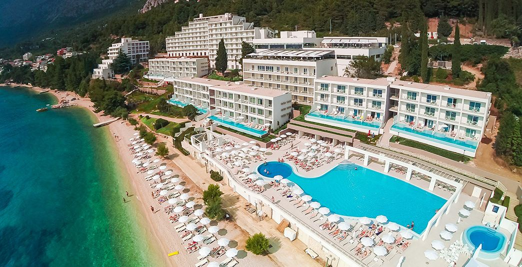 Villagi turistici Makarska Riviera - SENSIMAR ADRIATIC BEACH RESORT All Inclusive