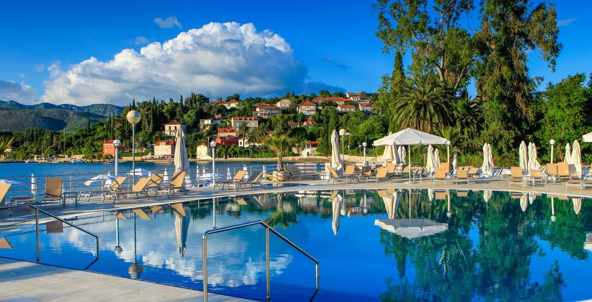 Resorts Island of Koločep - SENSIMAR KALAMOTA ISLAND RESORT - All inclusive ADULTS ONLY