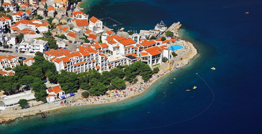 Ferienanlagen Makarska Riviera - SENSIMAR MAKARSKA RESORT - All inclusive ADULTS ONLY