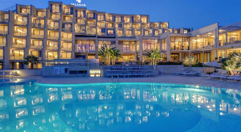 Hotely Poreč region - VALAMAR PARENTINO EX. ZAGREB HOTEL