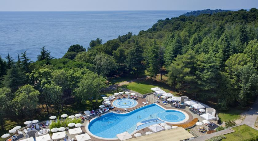 Hotely Poreč region - VALAMAR RUBIN HOTEL