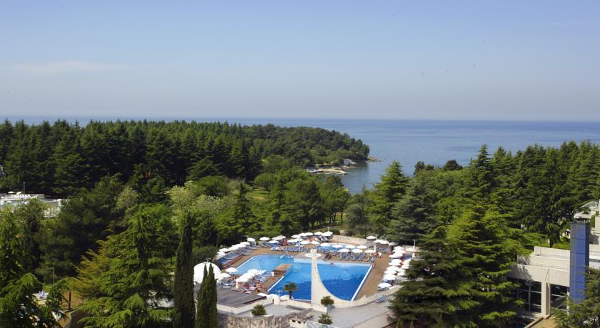 Hotely, Poreč mesto, Poreč region - VALAMAR CRYSTAL HOTEL